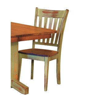 Bayliss Solid Wood Dining Chair August Grove