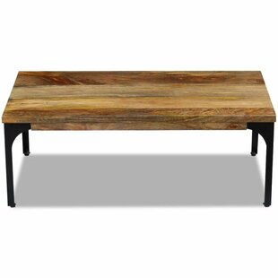 Narcisse Mango Wood Coffee Table