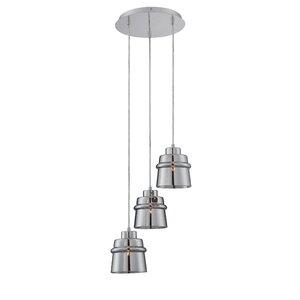 Mabie 3-Light Pendant