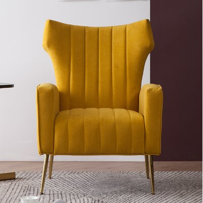 Gold Accent Chairs You Ll Love In 2020 Wayfair
