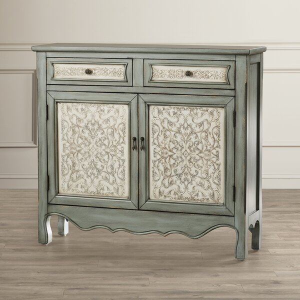 Lark Manor Palos Antique 2 Door Cabinet Reviews Wayfair