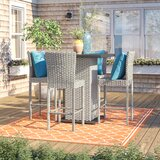 Rochford 5 Piece Bar Height Dining Set