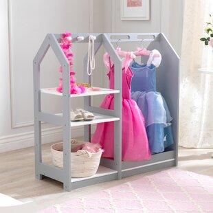 Pretend N Play Dress Up Unit Armoire by KidKraft