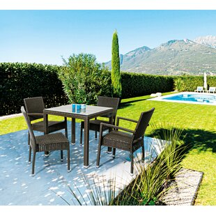Mattson Rattan Dining Table By Sol 72 Outdoor