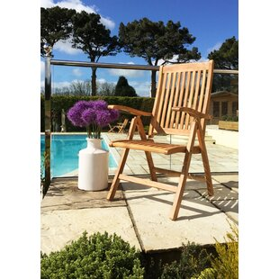 Arbania Reclining Garden Chair Image