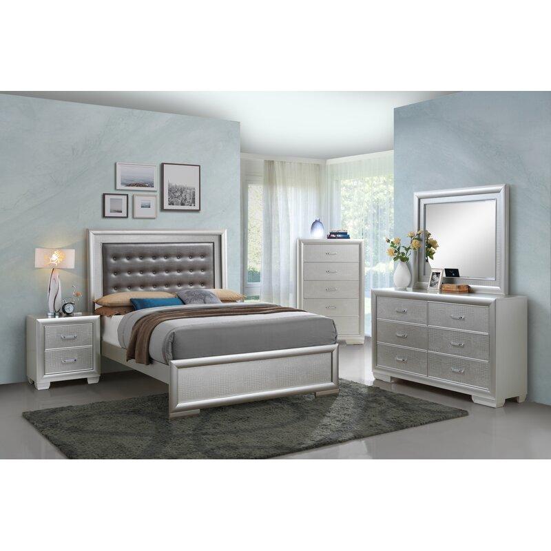 Mercer41 Preas Configurable Bedroom Set Reviews Wayfair Ca