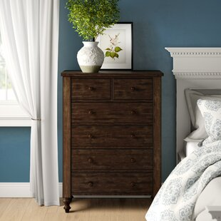 Cambra 6 Drawer Chest