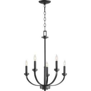 Andover Mills Edie 5-Light Candle Style C..