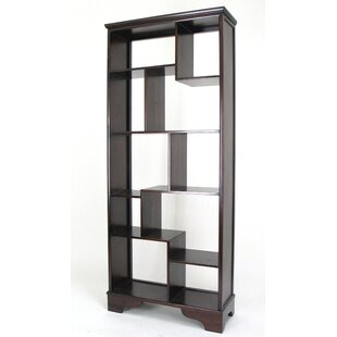 Clint Geometric Bookcase by DarHome Co 2019 Online