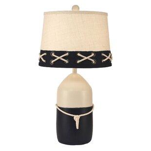 Elizabeth Street Large Buoy Pot 26 Table Lamp