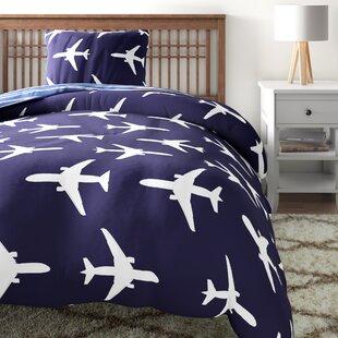Keenum Reversible Comforter Set