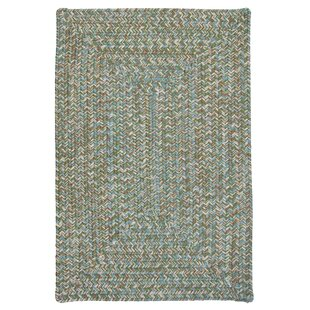 Beltran Seagr Braided Area Rug