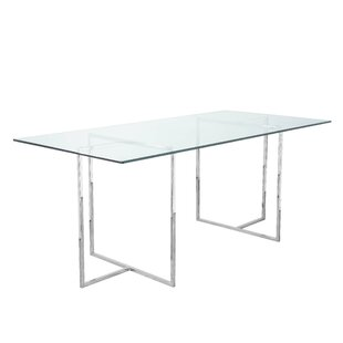 Gregory Dining Table by Orren Ellis Great price