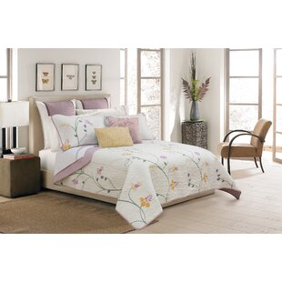 Hessie 3 Piece Coverlet Set