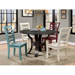 Breazeale 5 Piece Dining Set by Winston Porter