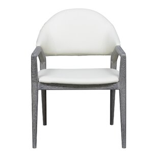 Peirce Upholstered Dining Chair Bungalow Rose