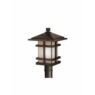 Cross Creek Outdoor 1-Light Lantern Head