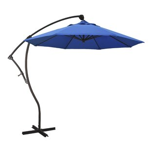 Bayside Series 9' Cantilever Umbrella by California Umbrella