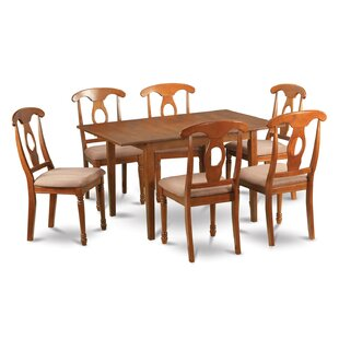 Alcott Hill Lorelai 7 Piece Dining Set