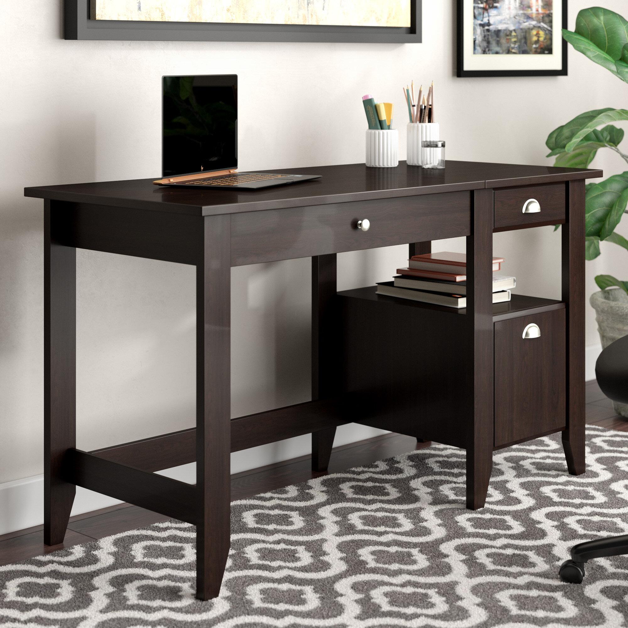 Andover Mills Revere Adjustable Standing Desk Reviews Wayfair