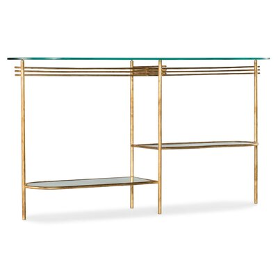 Well Balanced Console Table Hooker Furniture