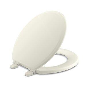 Ridgewood Round-Front Toilet Seat ByKohler