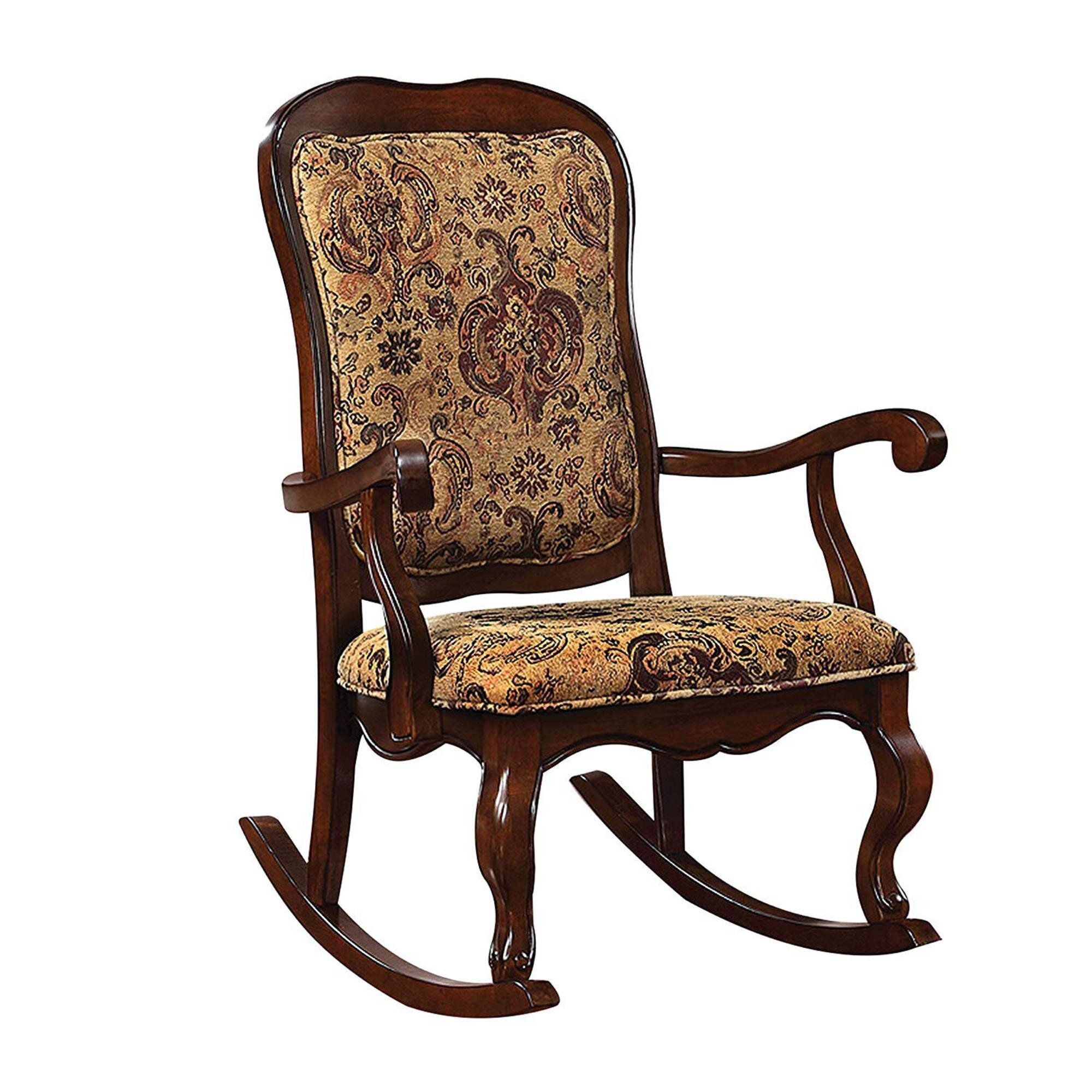 Astoria Grand Lebow Rocking Chair Reviews Wayfair Ca