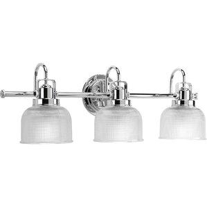 Bath Vanity Lighting Fixtures Gotha 3Light Vanity Light Bath Lighting Fixtures