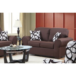 Calen Standard Loveseat by..