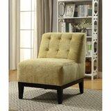 Tiffanie Slipper Chair by Red Barrel Studio®