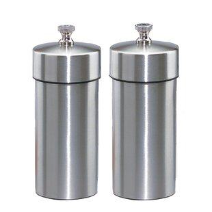 Futura Salt & Pepper Shaker Set