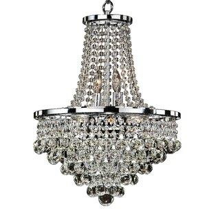 Glow Lighting Summerhill 8-Light Chandelier