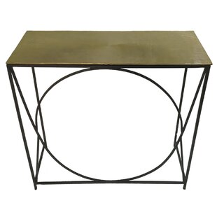 Geoffroy Console Table By Bloomsbury Market
