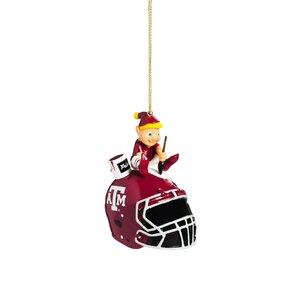 NCAA Elf Ornament