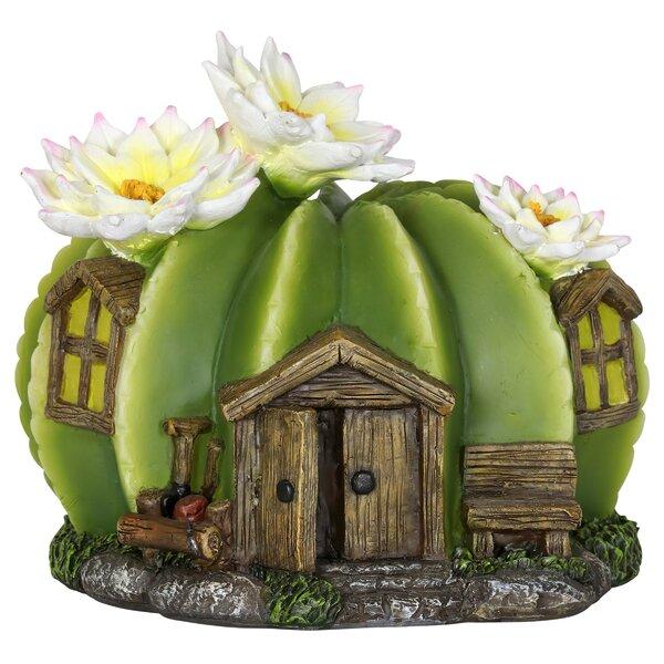 August Grove Hermilda Cactus Fairy Garden | Wayfair