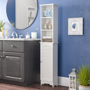 Keilen Tall Accent Cabinet by Highland Dunes