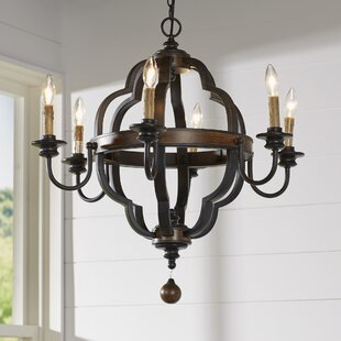 Birch Lane™ Enthoven 6-Light Chandelier