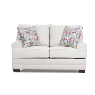 Shop Horicon Loveseat by Highland Dunes