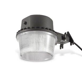 Ebern Designs Reginald LED Outdoor Security Flood Light