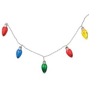 Lighted LED Small Bulb Light String (Set of 5)