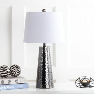 Shopping for Emilie Hammered Metal 26 Table Lamp By Brayden Studio