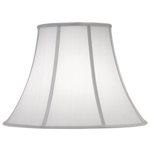 Silk/Shantung Bell Lamp Shade
