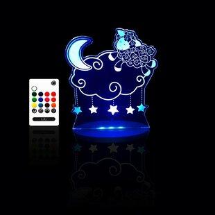 Tulio Dream Lights Lamb Night Light