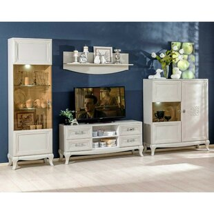 Coen Entertainment Unit For TVs Up To 65