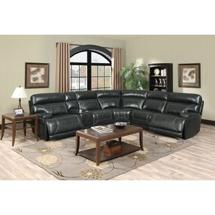 Jude Reclining Sectional by E-..