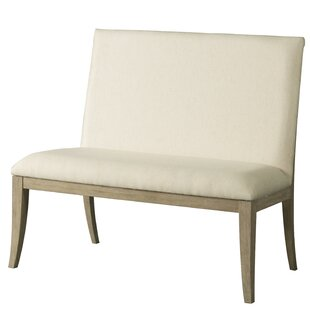 One Allium Way Almazan Upholstered Bench
