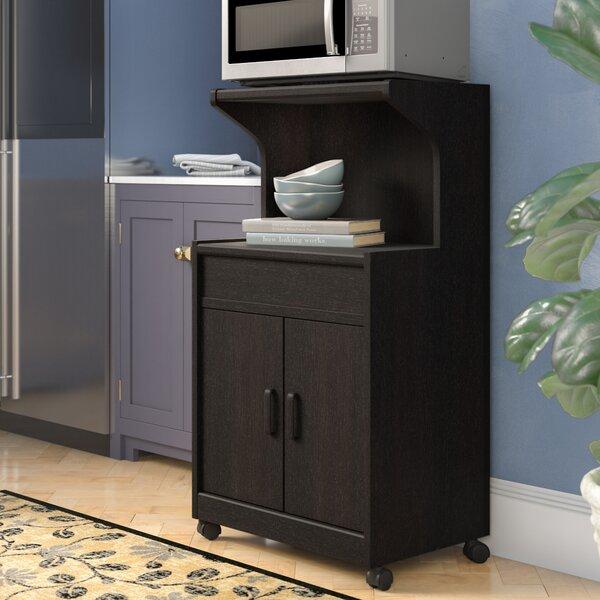 Microwave Carts Or Stands Wayfair