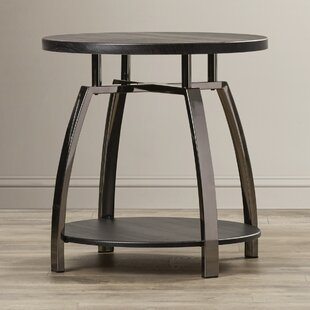 Manolis End Table Orren Ellis