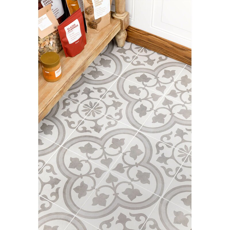ivy hill tile sintra 9 x 9 porcelain spanish wall floor tile reviews wayfair sintra 9 x 9 porcelain spanish wall floor tile