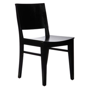 Zinab Solid Wood Dining Chair (Set of 2)